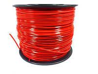 Косильная струна Ø2,7 мм х 68 м круглая красная Stihl