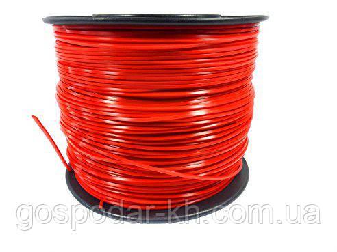 Косильная струна Ø2,7 мм х 215 м круглая красная Stihl