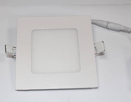 Светильник светодиодный PL-S18 18Вт квадратный, фото 2