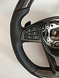 Руль карбоновый AMG на Mercedes S-Class W222 , фото 7