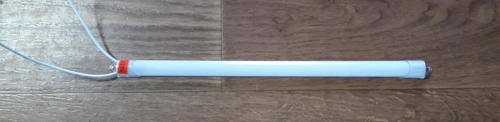 Светодиодная линейка smd 3014 30см 64 светодиодов 220V