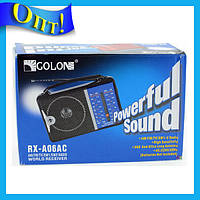 Радио RX A06 GOLON!Опт