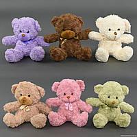 """Мягкая игрушка С 22791 """"Мишка"""" (240) 6 цветов, 22см"""
