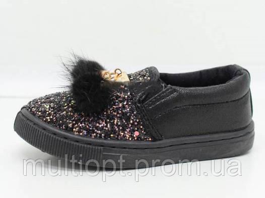Туфли, слипоны детские оптом 24-29 и 30-35 из Польши, TL87C-5