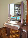 Робоче місце перукаря з підсвічуванням, фото 5
