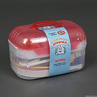 """JT Доктор 2552 """"Волшебная аптечка"""" (24/2) 35 предметов, в чемодане"""