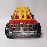 Машина пластмассовая Для малышей Внедорожник Пожарная служба 3541 Технокомп Украина, фото 3