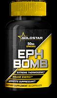Жиросжигатель Gold Star EPH Bomb 60 капсул