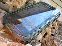 Противоударный смартфон HUMMER H5 зеленый, фото 1