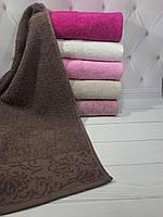 Банные махровые полотенца SWEET DREAMS 70*140 баня
