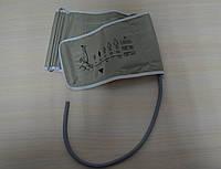 Манжета ЛЮКС (ГАРАНТИЯ 1 МЕСЯЦ) для электронного тонометра стандартная 22-32 см (1 трубка)