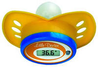 Электронный цифровой термометр LD-303, соска-пустышка