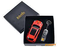 Подарочный набор 2в1 Сувенирная зажигалка + зажигалка-брелок Porsche Cayenne №4426-1