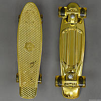 Скейт 940 (8) доска=55см, колёса PU d=6см, СВЕТ, НА СКЕЙТЕ ИМЕЮТСЯ НЕБОЛЬШИЕ СКОЛЫ КРАСКИ