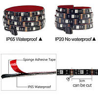 Водонепроницаемая светодиодная лента Strip 17 key Remote с пультом (IP65) (светодиодная полоса)