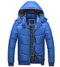 Теплая мужская зимняя куртка. Модель 6113