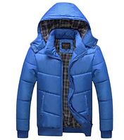 Теплая мужская зимняя куртка. Модель 6113, фото 1