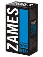 Молотый кофе ZAMES Decaf 250 г | 100% Арабики