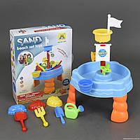 Столик для песка и воды HG 664 (12) в коробке