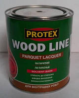 Лак Паркетный полиуретановый PROTEX (глянцевый) 0,7л