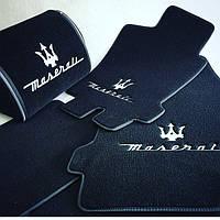 Автомобильные текстильные коврики для салона Volkswagen Golf Plus 6 2009-2014 черный Standard Garda 8 мм