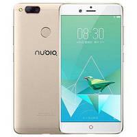 "Смартфон ZTE Nubia Z17 mini Gold, 4/64Gb, 13+13/16Мп, 8 ядер, 2sim, экран 5.2"" IPS, 2950mAh, 4G"