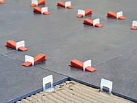 Высококачественная укладка плитки с использованием системы СВП