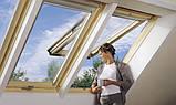 Мансардне вікно VELUX з вікна з комбінованим відкриванням, фото 2