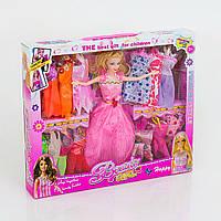 Кукла с нарядом 8638 В-1 2 вида. Куколка для девочки