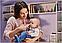 Ингалятор ( Небулайзер ) детский компрессорный OMRON DuoBaby NE-C301-E інгалятор, фото 5