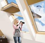Мансардне вікно VELUX з вікна з комбінованим відкриванням, фото 3