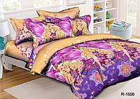 Постельное белье в детскую кроватку Барби Марипоса (ранфорс)