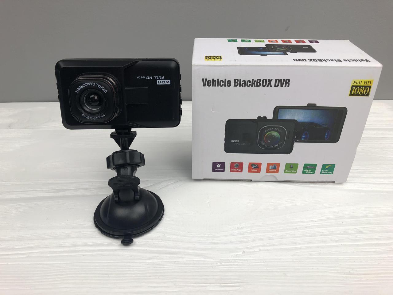 Автомобильный видеорегистратор DVR 626, 1080P Ful