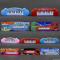 Пианино 17616 - 6889 (168) 6 видов, в коробке