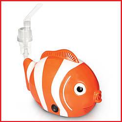 Небулайзер (ингалятор) компрессорный Gamma Effect Nemo інгалятор