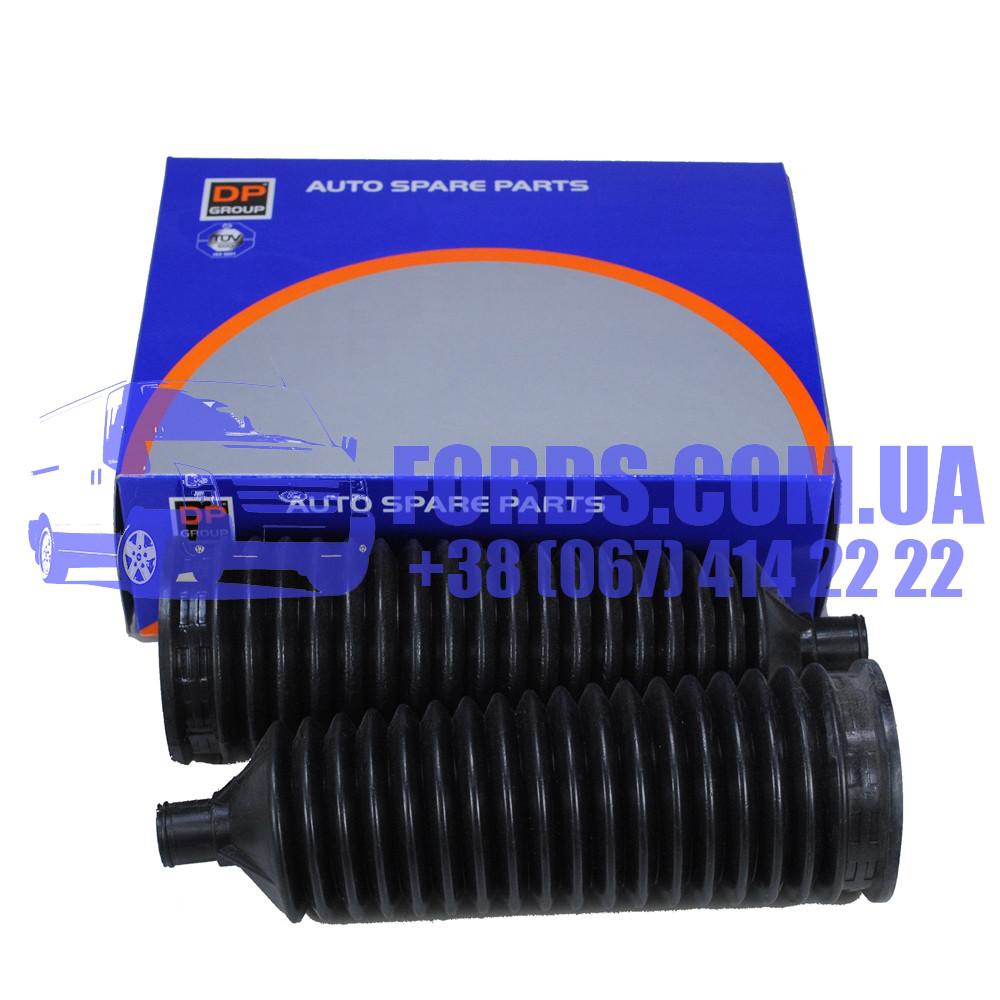 Пыльник рейки рулевой FORD TRANSIT 1985-2000 (С гидроусилителем/Пластик) (6869950/92VB3K661BA/B1536) DP GROUP