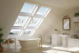 Мансардное окно VELUX с открыванием по центральной оси, фото 2