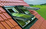 Мансардное окно VELUX с открыванием по центральной оси, фото 5