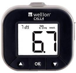 Глюкометр Wellion CALLA Light без кодировки Австрия. белый