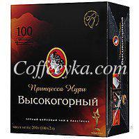 Чай черный Принцесса Нури Высокогорный 100*2 ф/п