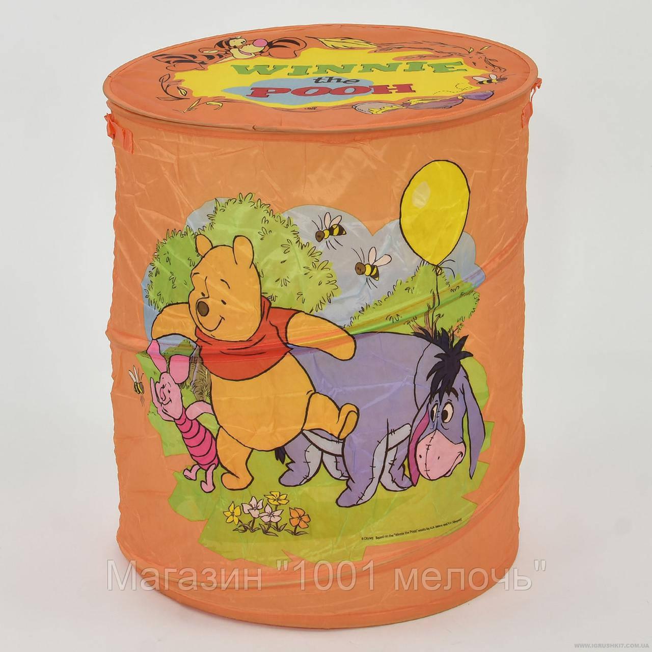 """Корзина для игрушек А 01065-1 (50) оранжева, в кульке - Магазин """"1001 мелочь"""" в Измаиле"""