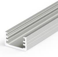 Алюминиевый профиль для светодиодной ленты 12x7, фото 1