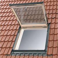 Мансардное окно VELUX для выхода на крышу, фото 1