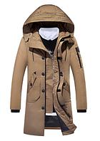 Теплая мужская зимняя куртка. Модель 6266, фото 1