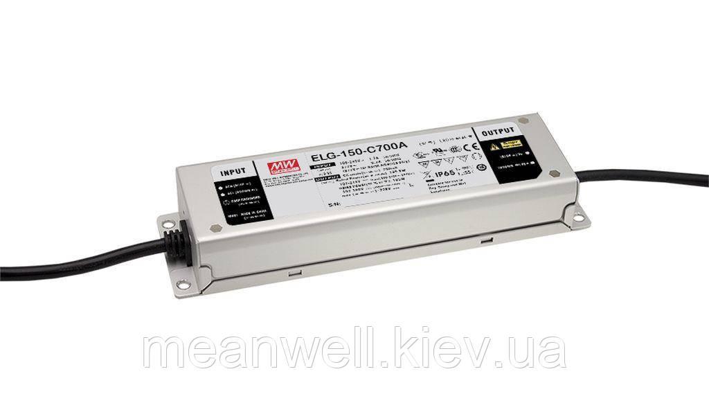 LED драйвер DALI Mean Well ELG-150-C1050DA