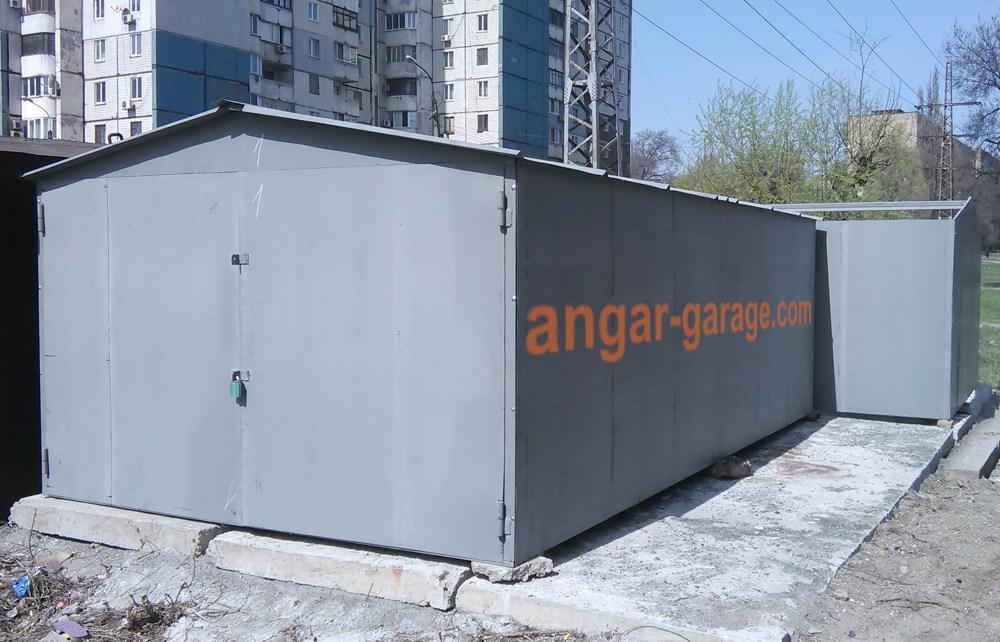 Гаражи в металлических конструкциях чем лучше покрасить металлический гараж снаружи