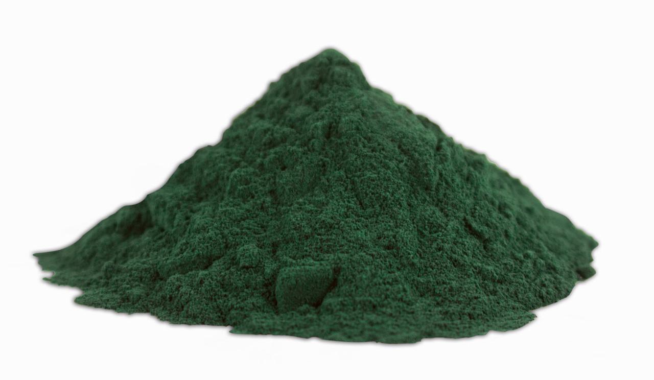 Спіруліна в порошку. Спирулина порошок, 50 грамм - источник белка и концентрат витаминов