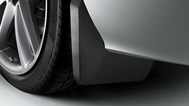 Новинка! Брызговики для Toyota Camry V70 2018 года