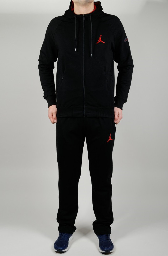 5def8248bb85 Мужской спортивный костюм Nike Air Jordan