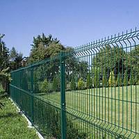 Заграда Эко стандарт 2,0 м с ПВХ